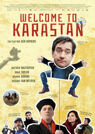 Filmplakat WELCOME TO KARASTAN