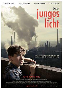 Filmplakat Junges Licht