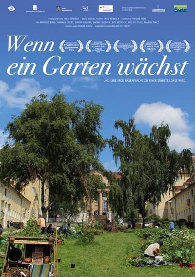 Filmplakat Wenn ein Garten wächst