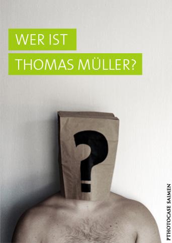 Filmplakat Wer ist Thomas Müller?