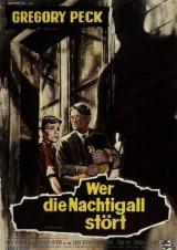 Filmplakat Wer die Nachtigall stört