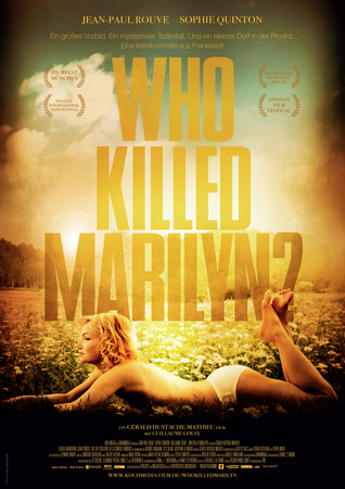 Filmplakat WHO KILLED MARILYN ? - Poupoupidou - franz. OmU