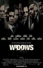 Filmplakat WIDOWS - engl. OmU