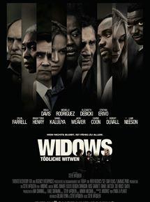 Filmplakat WIDOWS - Tödliche Witwen