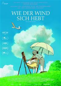 Filmplakat Wie der Wind sich hebt