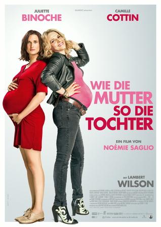 Filmplakat Wie die Mutter, so die Tochter