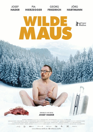 Filmplakat WILDE MAUS