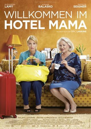 Filmplakat Willkommen im Hotel Mama
