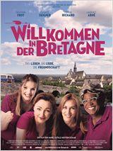 Filmplakat Willkommen in der Bretagne