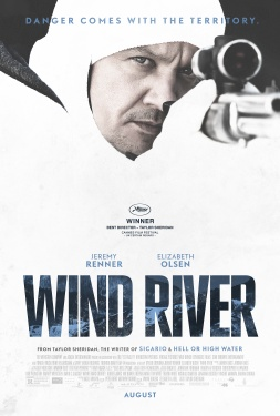 Filmplakat WIND RIVER - engl. OmU