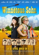 Filmplakat Winnetous Sohn
