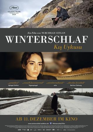 Filmplakat Winterschlaf