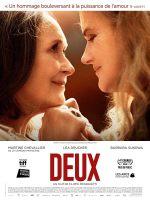 Filmplakat WIR BEIDE - DEUX - franz. OmU