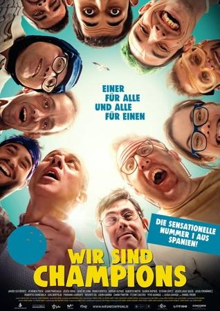 Filmplakat WIR SIND CHAMPIONS
