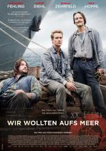Filmplakat Wir wollten aufs Meer