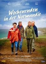 Filmplakat Wochenenden in der Normandie - WEEK-ENDS - franz. OmU