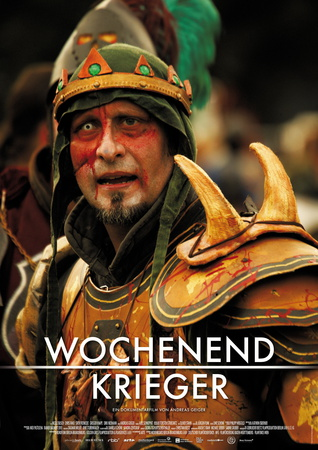 Filmplakat WOCHENENDKRIEGER