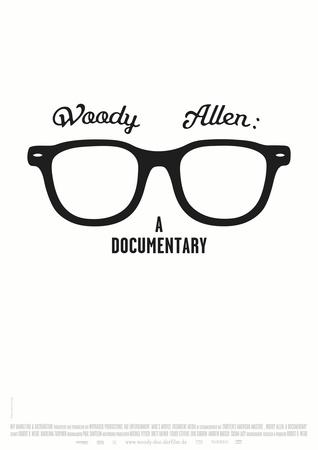 Filmplakat Woody Allen: A DOCUMENTARY - engl. OmU