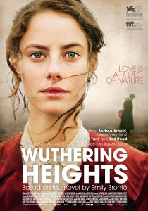 Filmplakat Wuthering Heights - Emily Brontës Sturmhöhe (2011)