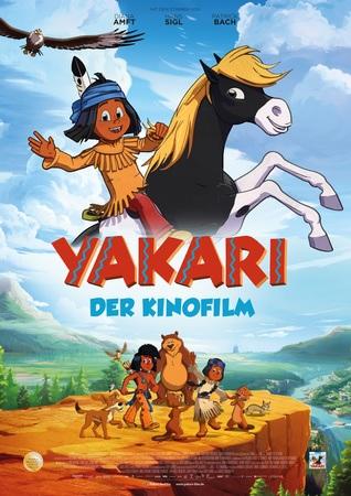 Filmplakat YAKARI - Der Kinofilm