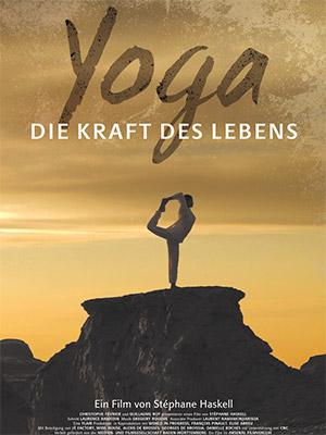 Filmplakat YOGA - Die Kraft des Lebens
