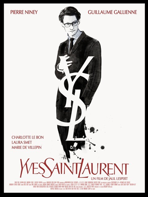 Filmplakat YVES SAINT LAURENT