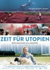 Filmplakat Zeit für Utopien