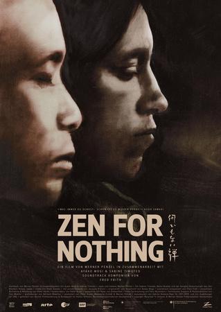 Filmplakat ZEN OR NOTHING