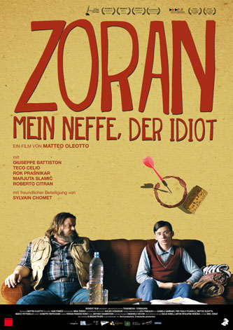 Filmplakat ZORAN - Mein Neffe, der Idiot