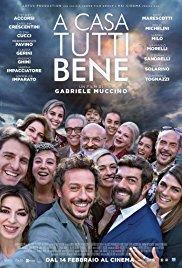 Filmplakat Zu Hause ist es am Schönsten - A CASA TUTTI BENE - ital. OmU