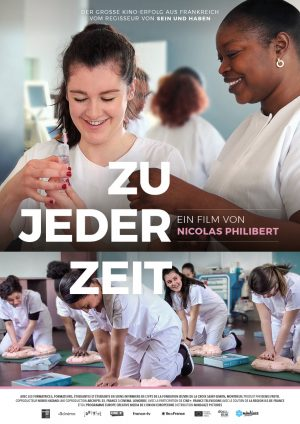 Filmplakat Zu jeder Zeit - Lernwege in der Pflege
