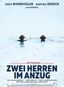 Filmplakat Zwei Herren im Anzug