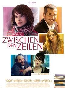 Filmplakat Zwischen den Zeilen