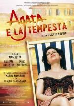 Filmplakat Agata und der Sturm - Agata e la tempesta - ital.OmU