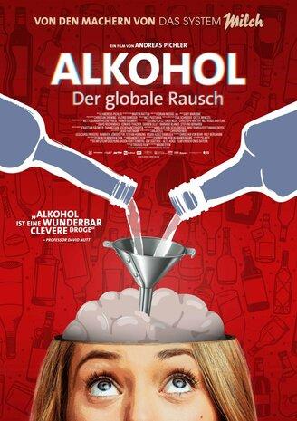 Filmplakat Alkohol - der globale Rausch