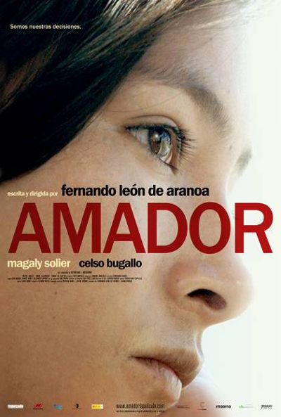 Filmplakat Amador und Marcelas Rosen