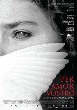 Filmplakat PER AMOR VOSTRO - Aus Liebe zu Euch - ital. OmU