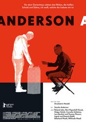 Filmplakat ANDERSON