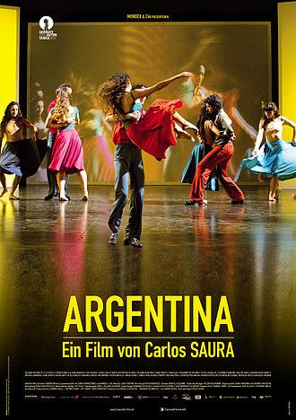 Filmplakat Argentina