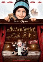 Filmplakat Aschenbrödel und der gestiefelte Kater - Mitmachkino