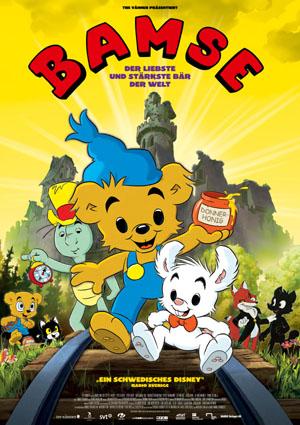 Filmplakat Bamse - Der liebste und stärkste Bär der Welt