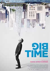 Filmplakat BIG Time - Der Architekt Bjarke Ingels