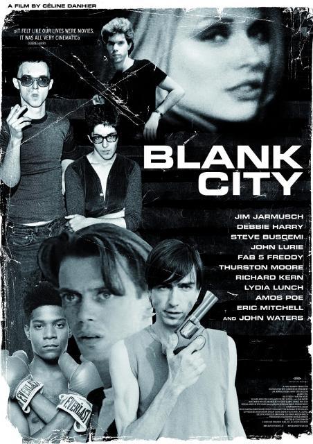 Filmplakat Blank City (OmU)