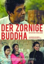 Filmplakat Der zornige Buddha - ungarisch & englisch mit dt. UT