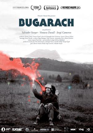 Filmplakat Bugarach - Chronik eines Weltuntergangs - franz OmU