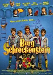 Filmplakat Burg Schreckenstein