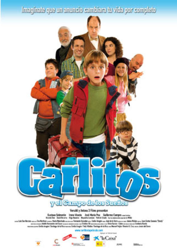 Filmplakat Carlitos großer Traum