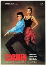 Filmplakat Carmen - span.OmU