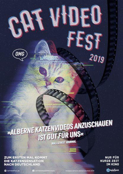 Filmplakat CatVideoFest2019