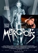 Filmplakat raphaël marionneau: le cinéma abstrait: metropolis